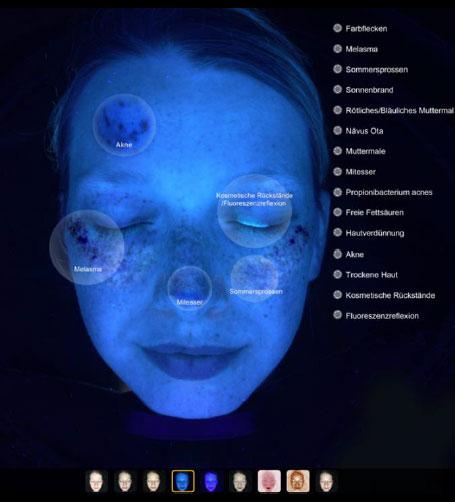 UV-Licht Modus